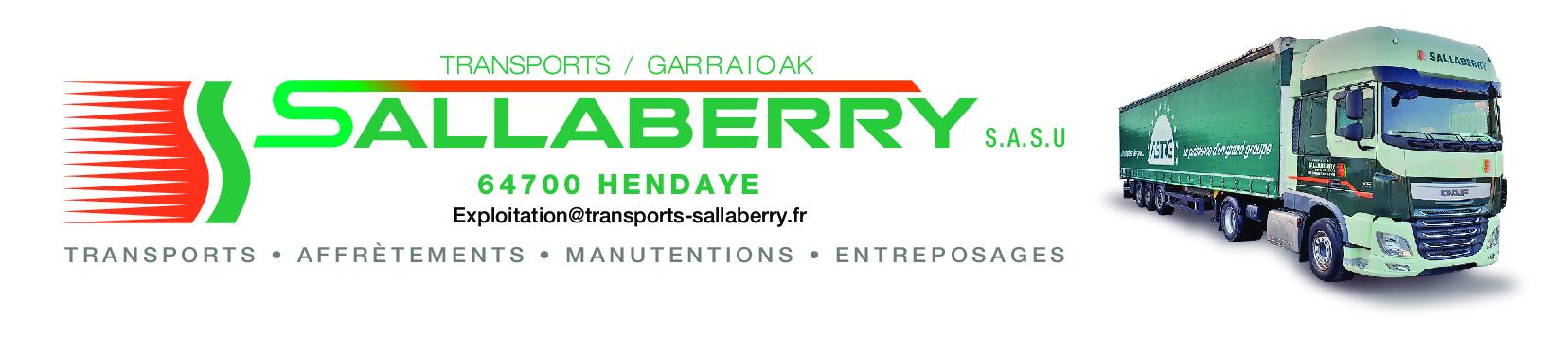 Transports Sallaberry